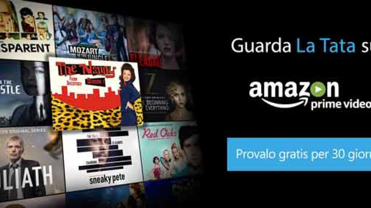 2bb0881cd7b2 Guarda La Tata su Amazon Prime Video | La Tata Francesca Cacace