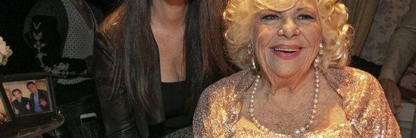 La costumista de La Tata Brenda Cooper racconta che brutta fine hanno fatto i vestiti di Francesca Cacace