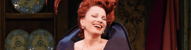 Fran Drescher a Broadway nei panni della matrigna cattiva di Cenerentola