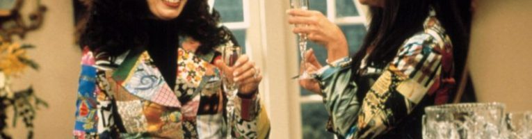 Fran Drescher è ancora 'Francesca Cacace'  più di 20 anni dopo La Tata